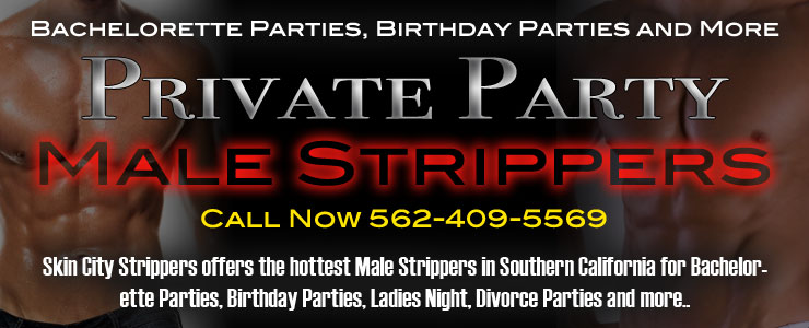 Inland Empire Strippers | Male Exotic Dancers